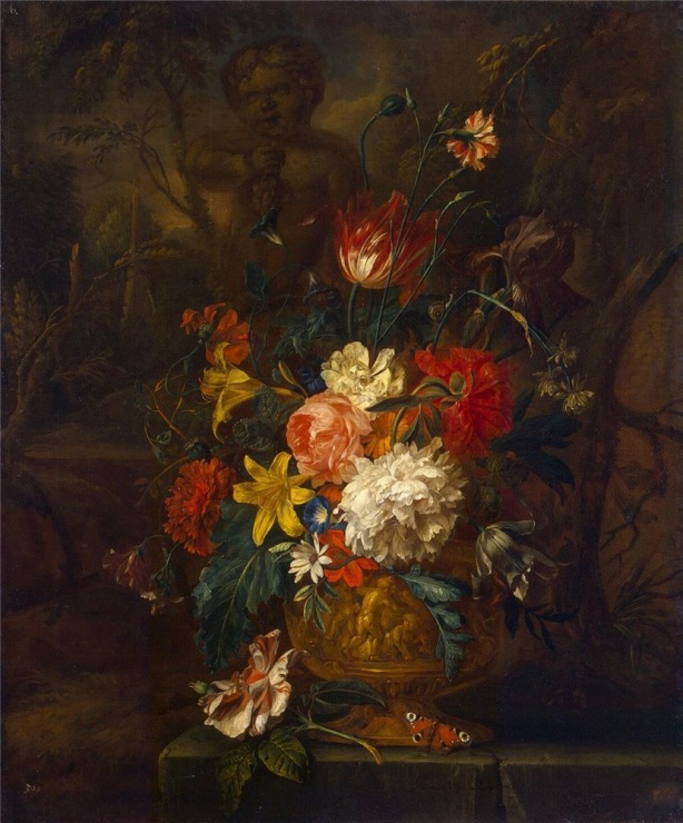 Descriptive Essay On A Vase Of Flowers