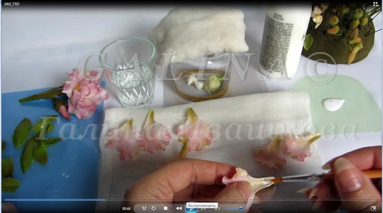 Самозатвердевающая полимерная глина своими руками