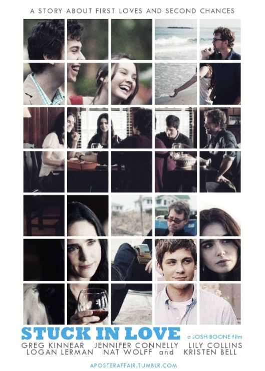 Stuck in Love 2012  Posters  The Movie Database TMDb
