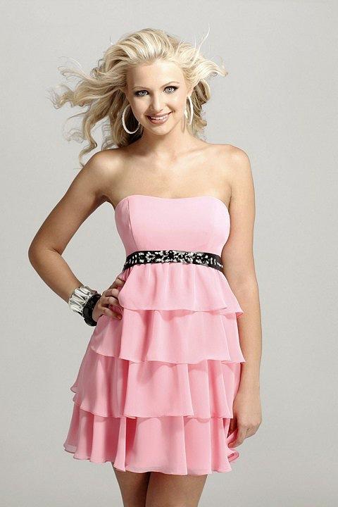 Красивые платья для девочек-подростков