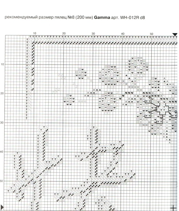 Схемы вышивки иероглифы панна