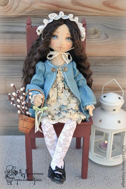 Куклы своими руками текстильные
