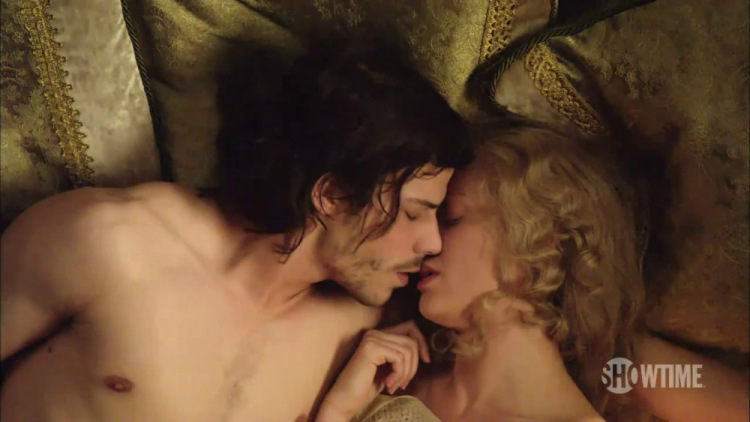 Чезаре И Лукреция Порно