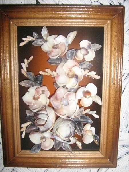 Gallery.ru / Фото #31 - ракушки в декоре и интерьере 5 - semynova