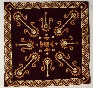 Армянские узоры вышивка 7