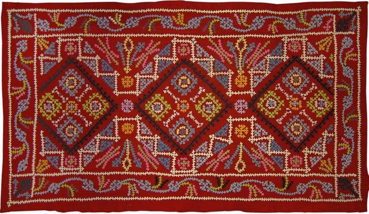 Армянские узоры вышивка 10
