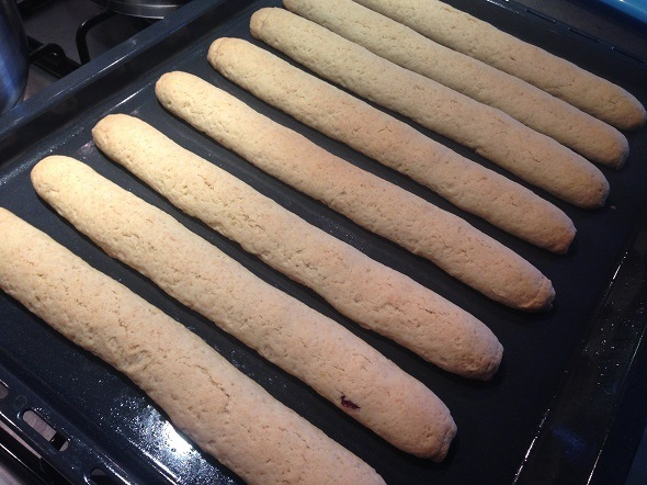 Трубочки с вишней рецепт с фото