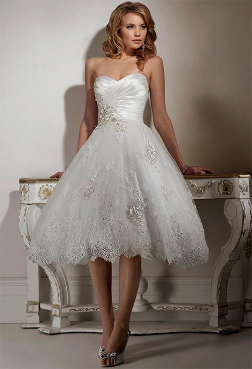 Смотреть свадебных платьев коротких