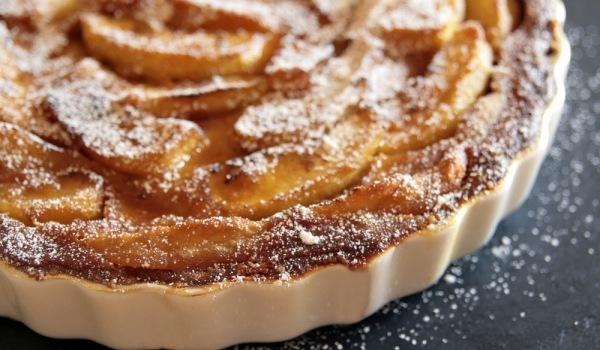 яблочная тарта рецепт фото