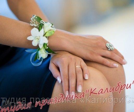 Бутоньерки для подружек невесты на руку своими руками фото