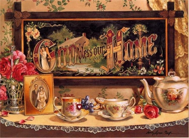 Картинки с чаем для декупажа