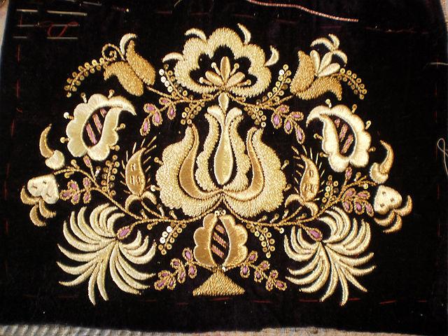 Татарский орнамент для вышивки 13