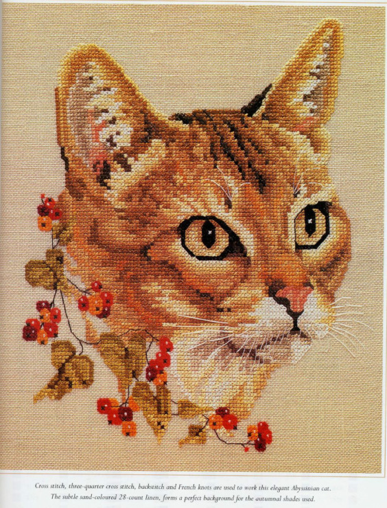 Кот все о рукоделии
