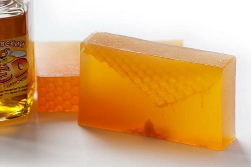 Мыло из мёда