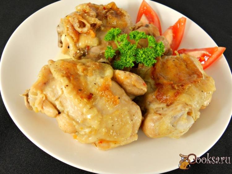 Блюда бедрышек рецепты фото