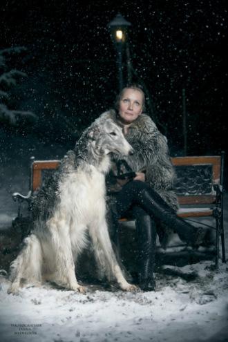 Выездной фотограф Диана Медведева - Москва