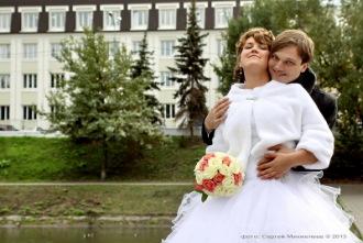 Свадебный фотограф Сергей Манжелеев - Казань