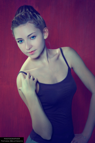 Студийный фотограф Татьяна Белецкая - Москва