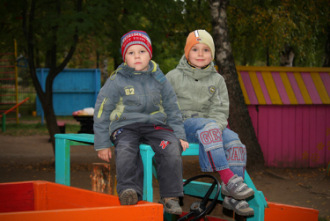 Детский фотограф Нина Рубан - Кострома