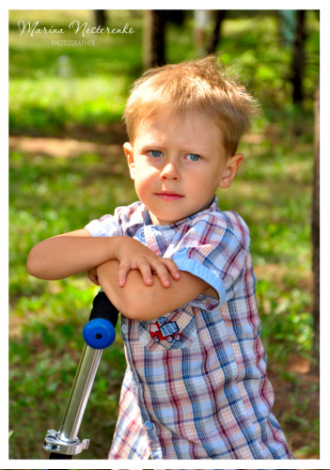 Детский фотограф Марина Нестеренко - Кривой Рог