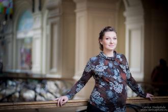 Детский фотограф Надежда Ларина - Москва