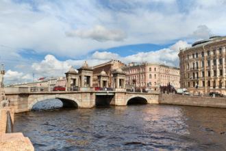 Архитектурный фотограф Ольга Демчишина - Москва